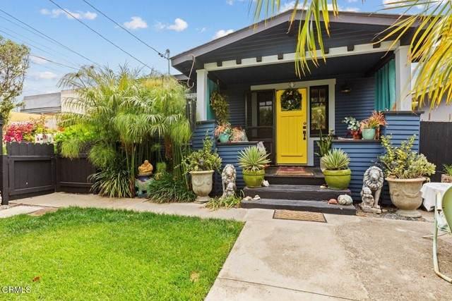 38 S Santa Rosa Street, Ventura, CA 93001 (#V1-6651) :: TruLine Realty