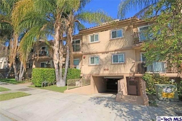 550 E Santa Anita Avenue #106, Burbank, CA 91501 (#320006610) :: Montemayor & Associates