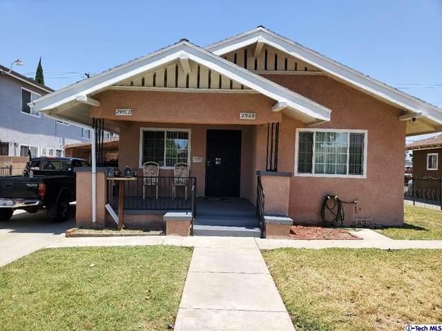 2909 Clarendon Avenue, Huntington Park, CA 90255 (#320006593) :: Randy Plaice and Associates