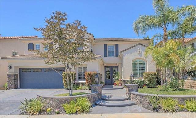 26784 Wyatt Lane, Stevenson Ranch, CA 91381 (#SR21136902) :: Randy Plaice and Associates
