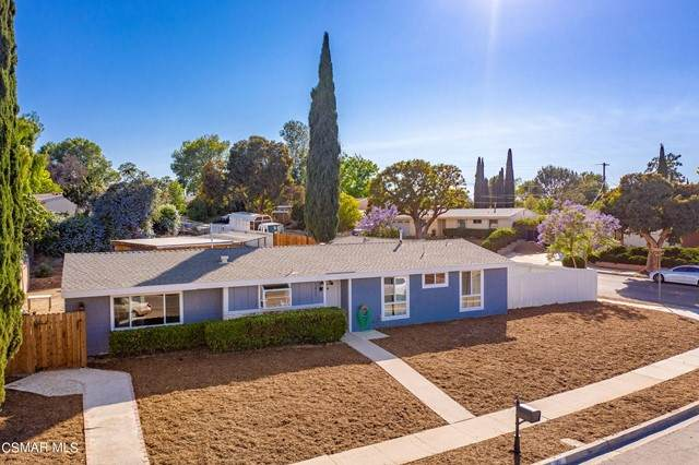 1431 Whitecliff Road, Thousand Oaks, CA 91360 (#221003423) :: TruLine Realty