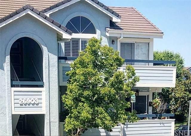 26903 Rainbow Glen Drive #638, Canyon Country, CA 91351 (#SR21136958) :: Randy Plaice and Associates