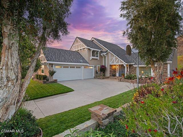 434 Newcastle Street, Thousand Oaks, CA 91361 (#221003427) :: The Grillo Group