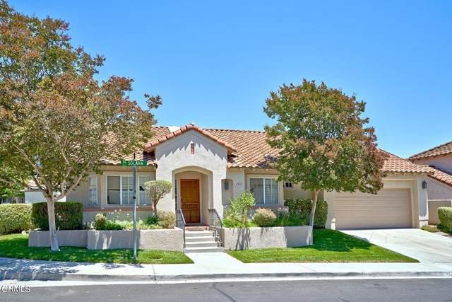 143 Via Solana, Santa Paula, CA 93060 (#V1-6660) :: TruLine Realty