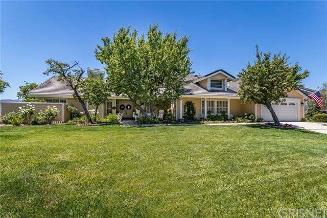 22008 Parvin Drive, Saugus, CA 91350 (#SR21137264) :: The Grillo Group