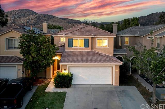 1734 Blazewood Street, Simi Valley, CA 93063 (#SR21134081) :: The Grillo Group