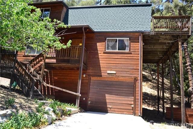 1409 Lassen Way, Pine Mountain Club, CA 93222 (#SR21136320) :: Montemayor & Associates