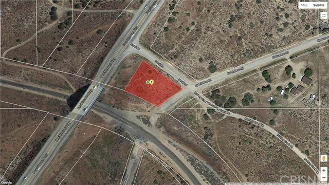 0 Vac/Cor Pearblossom Hwy/Small Road, Palmdale, CA 93550 (#SR21137436) :: The Grillo Group