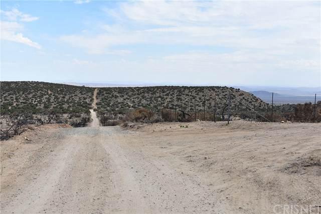 195 195th E & Turkey Ranch Rd, Llano, CA 93544 (#SR21137522) :: Montemayor & Associates
