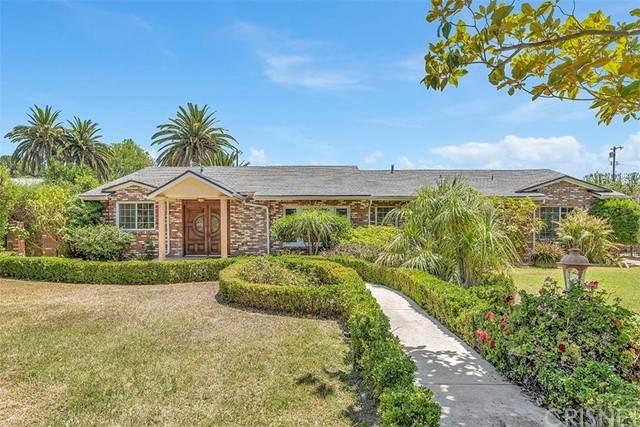 17536 Nordhoff Street, Sherwood Forest, CA 91325 (#SR21135593) :: Berkshire Hathaway HomeServices California Properties