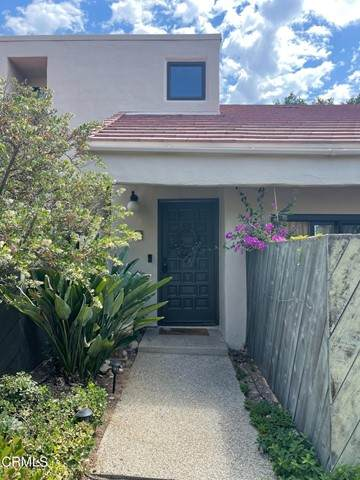 1103 Creekside Way B, Ojai, CA 93023 (#V1-6670) :: Montemayor & Associates