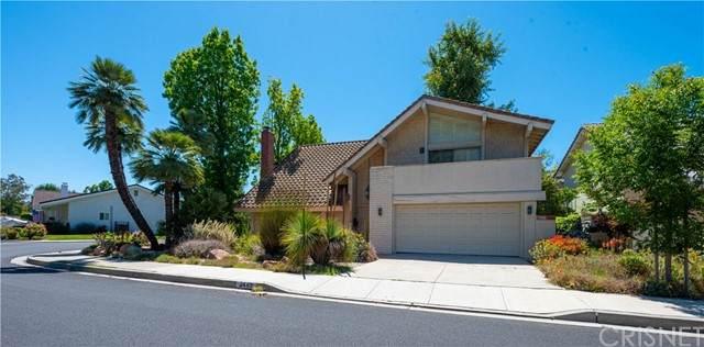 2448 Leaflock Avenue, Westlake Village, CA 91361 (#SR21137786) :: Berkshire Hathaway HomeServices California Properties