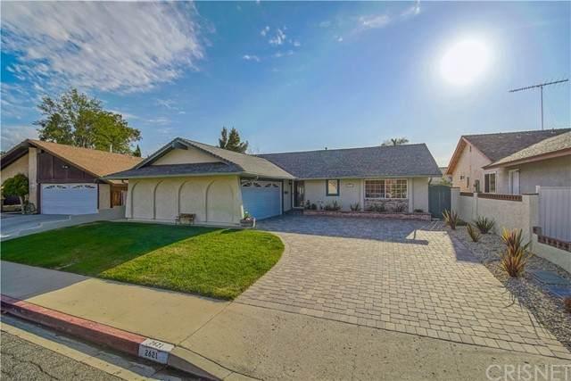 2621 Greenleaf Court, Simi Valley, CA 93063 (#SR21137846) :: Montemayor & Associates