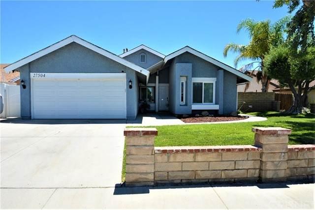 27504 Pamplico Drive, Valencia, CA 91354 (#SR21135454) :: Montemayor & Associates