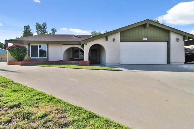 2495 Knightwood Circle, Simi Valley, CA 93063 (#221003439) :: Montemayor & Associates