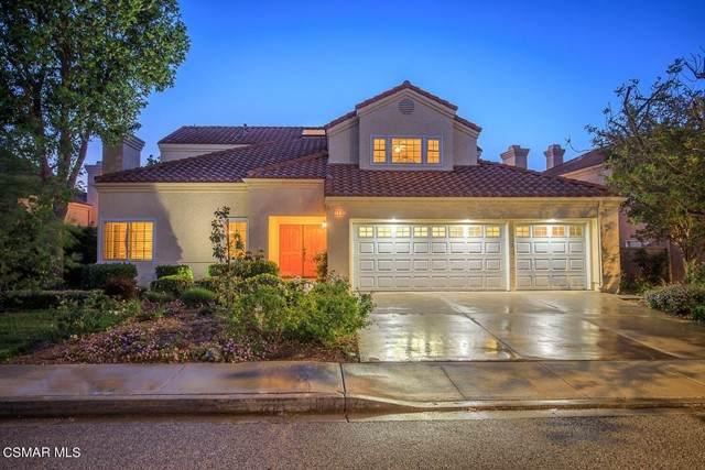 12049 Haven Crest Street, Moorpark, CA 93021 (#221003441) :: Montemayor & Associates