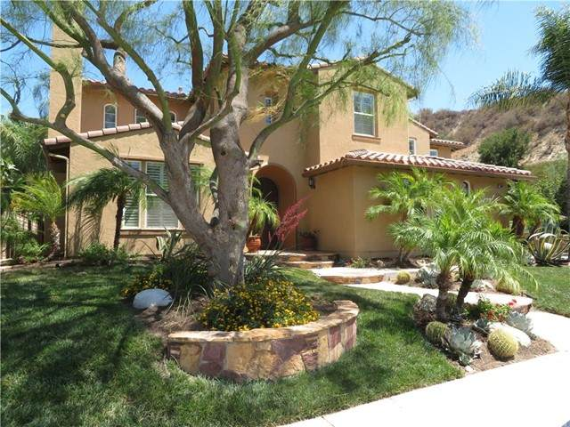 25062 Shady Glen Court, Stevenson Ranch, CA 91381 (#SR21138057) :: Montemayor & Associates