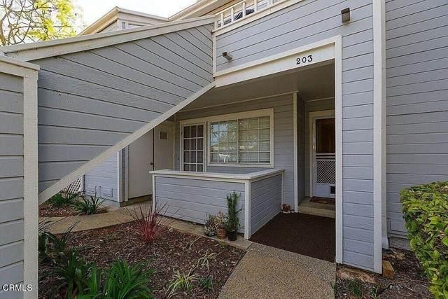 7602 Hollister Avenue #203, Goleta, CA 93117 (#V1-6694) :: TruLine Realty