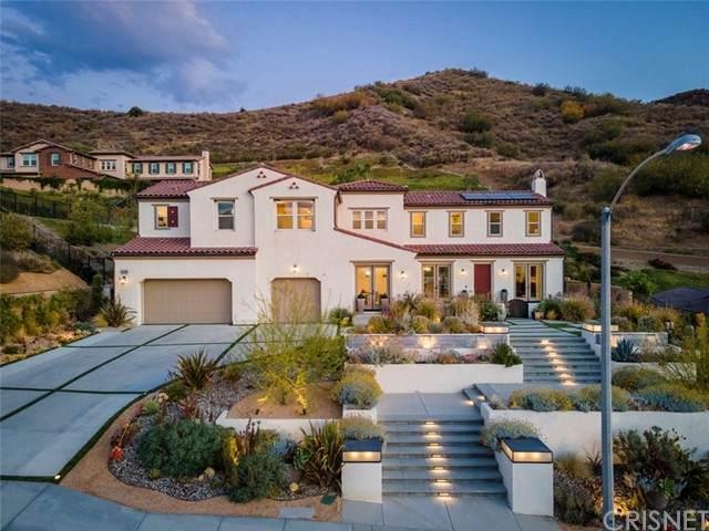 24943 Old Stone Way, Stevenson Ranch, CA 91381 (#SR21138827) :: Montemayor & Associates