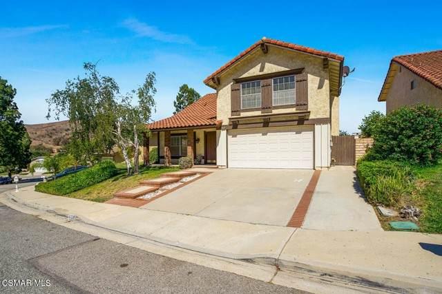 4029 Calle Mira Monte, Newbury Park, CA 91320 (#221003493) :: Berkshire Hathaway HomeServices California Properties