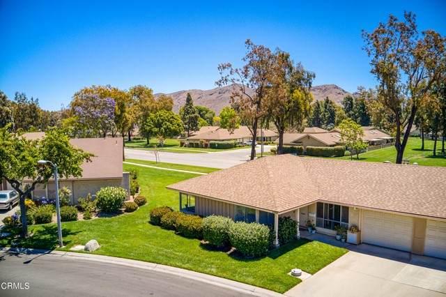 7404 Village 7, Camarillo, CA 93012 (#V1-6731) :: Berkshire Hathaway HomeServices California Properties