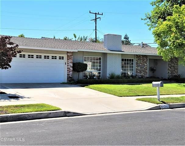1318 Feather Avenue, Thousand Oaks, CA 91360 (#221003502) :: Montemayor & Associates