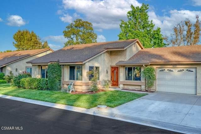 44124 Village 44, Camarillo, CA 93012 (#221003510) :: The Grillo Group