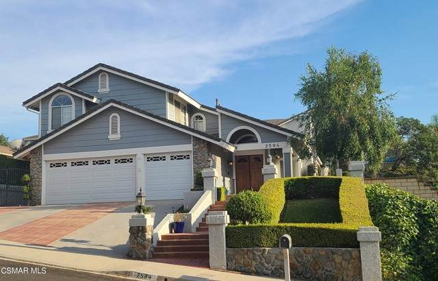 2594 Manchester Court, Thousand Oaks, CA 91362 (#221003519) :: Lydia Gable Realty Group
