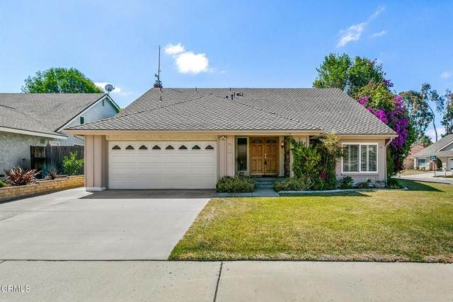 9332 Longview Drive, Ventura, CA 93004 (#V1-6763) :: The Grillo Group