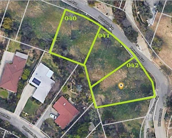 0 Peterson Avenue, South Pasadena, CA 91030 (#P1-5487) :: The Bobnes Group Real Estate