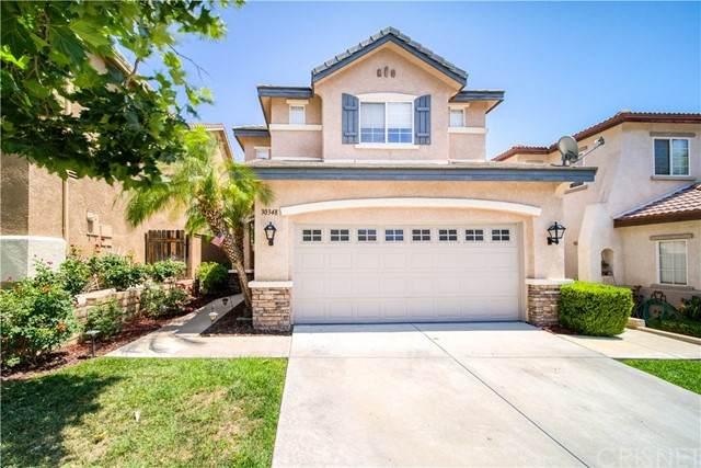 30348 Cedar Oak Lane, Castaic, CA 91384 (#SR21142864) :: Montemayor & Associates