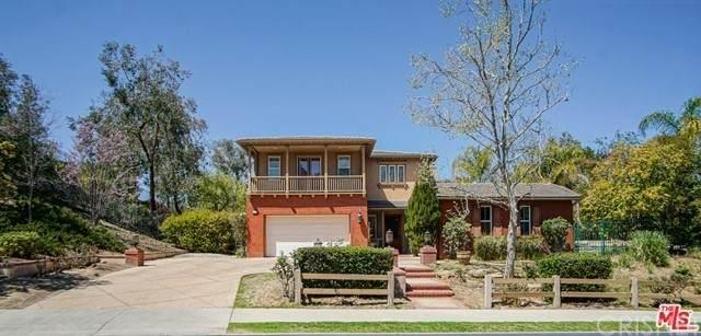 585 Vineyard Drive, Simi Valley, CA 93065 (#SR21143023) :: Vida Ash Properties | Compass