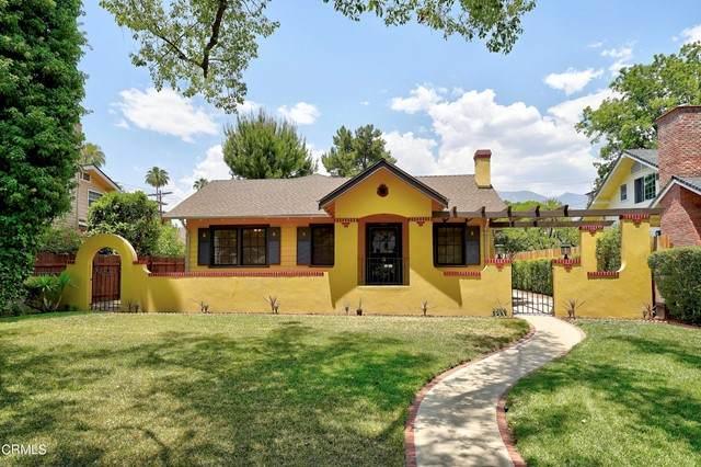 1711 Loma Vista Street, Pasadena, CA 91104 (#P1-5528) :: Lydia Gable Realty Group