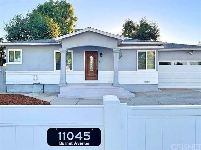 11045 Burnet Avenue, Mission Hills (San Fernando), CA 91345 (#SR21144061) :: Berkshire Hathaway HomeServices California Properties