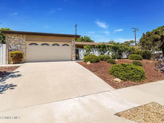891 Merced Drive, Camarillo, CA 93010 (#221003619) :: Berkshire Hathaway HomeServices California Properties