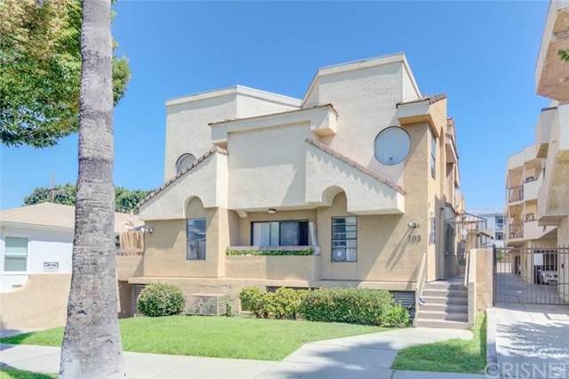 205 W Maple Street #10, Glendale, CA 91204 (#SR21144781) :: Lydia Gable Realty Group