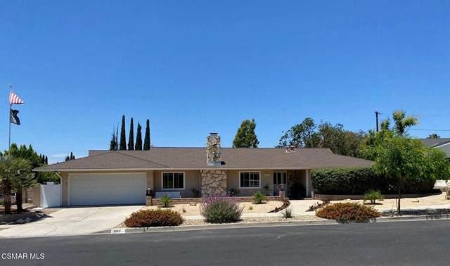1117 Enfield Circle, Thousand Oaks, CA 91360 (#221003658) :: Montemayor & Associates
