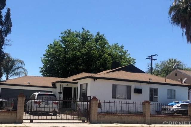 12671 Woodcock Avenue, Sylmar, CA 91342 (#SR21145595) :: Lydia Gable Realty Group