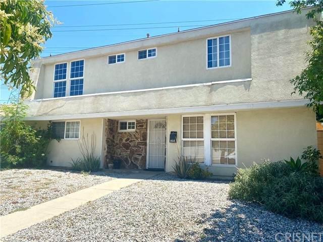 10558 Woodman Avenue, Mission Hills (San Fernando), CA 91345 (#SR21145758) :: Berkshire Hathaway HomeServices California Properties