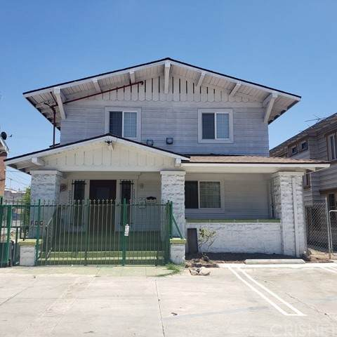 2220 Crenshaw Boulevard, Los Angeles, CA 90016 (#SR21146080) :: TruLine Realty