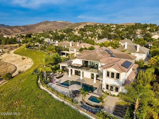 2483 Santa Bella Place, Westlake Village, CA 91362 (#221003685) :: Berkshire Hathaway HomeServices California Properties