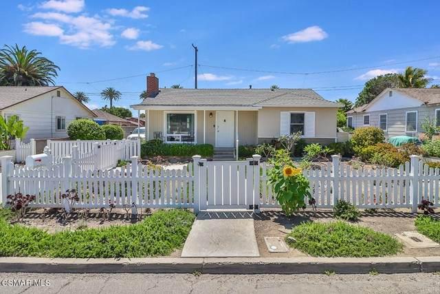 2223 James Avenue, Ventura, CA 93003 (#221003690) :: Berkshire Hathaway HomeServices California Properties