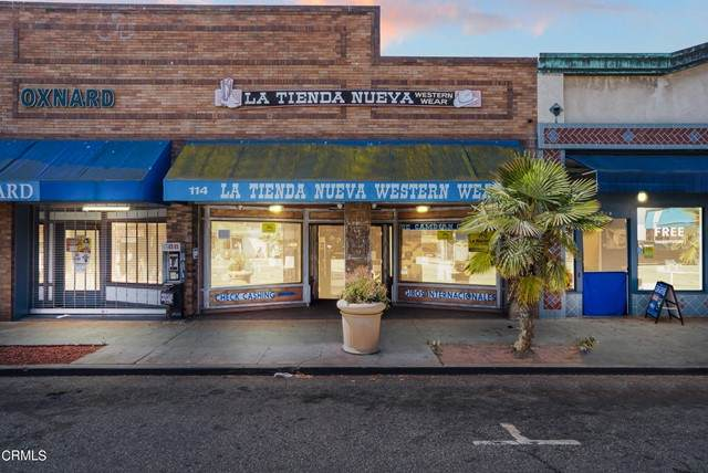 114 E 5th Street, Oxnard, CA 93030 (#V1-6914) :: Berkshire Hathaway HomeServices California Properties