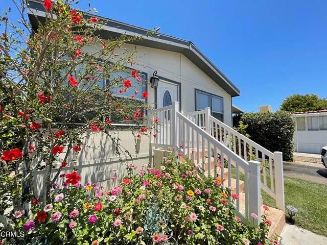 710 W Harvard Boulevard #22, Santa Paula, CA 93060 (#V1-6950) :: Berkshire Hathaway HomeServices California Properties