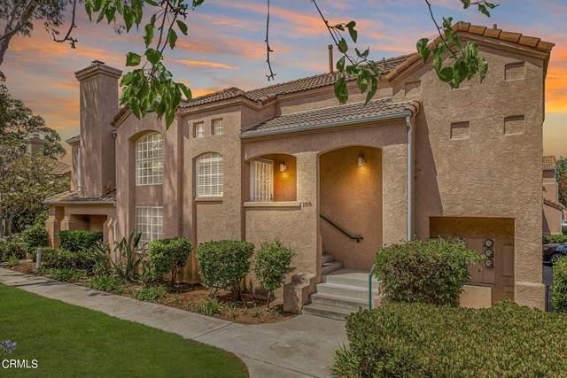 1316 Lost Point Lane #16, Oxnard, CA 93030 (#V1-6958) :: Berkshire Hathaway HomeServices California Properties