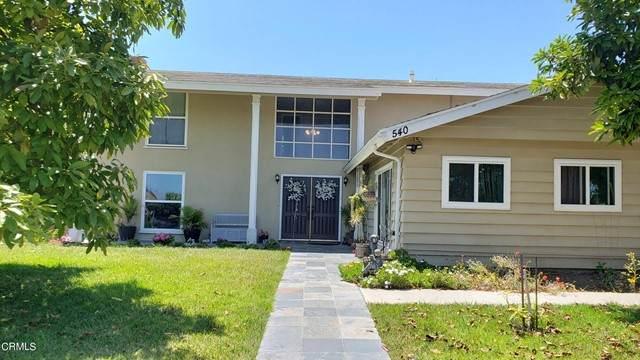 540 Ivywood Drive, Oxnard, CA 93030 (#V1-7010) :: Lydia Gable Realty Group