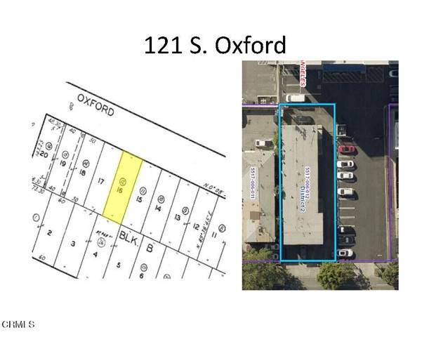 121 S Oxford Avenue, Los Angeles, CA 90004 (#P1-5663) :: Berkshire Hathaway HomeServices California Properties