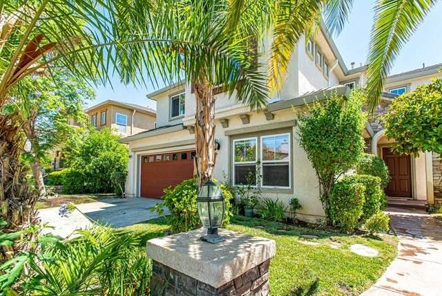 28408 Hidden Hills Drive, Saugus, CA 91390 (#SR21150394) :: Randy Plaice and Associates