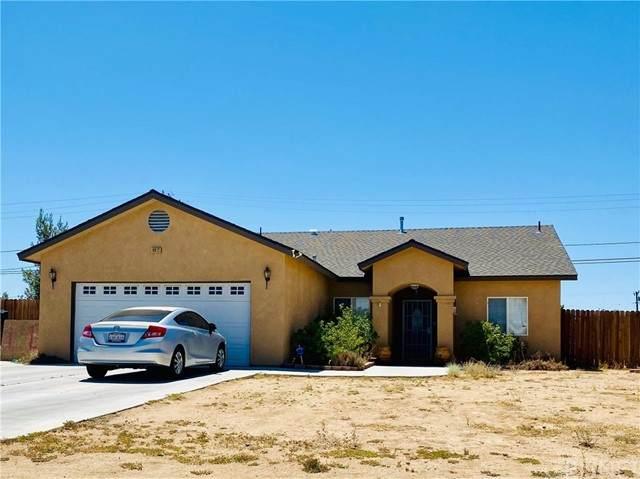 8812 Catalpa Avenue, California City, CA 93505 (#SR21150481) :: Berkshire Hathaway HomeServices California Properties