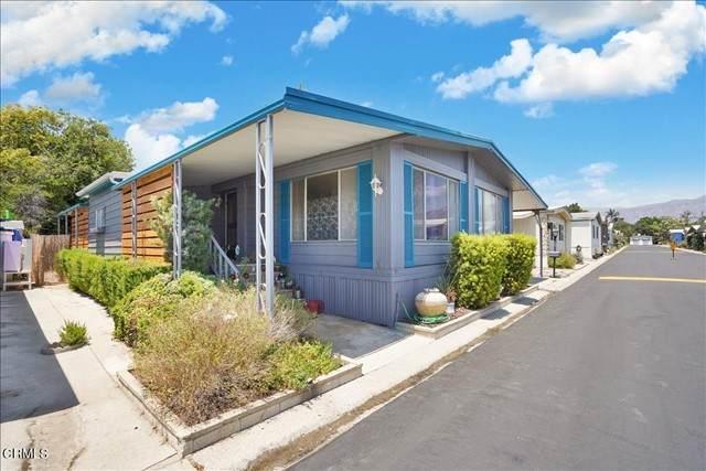 950 Woodland Avenue #40, Ojai, CA 93023 (#V1-7022) :: Lydia Gable Realty Group